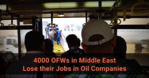 OFWs in Middle East