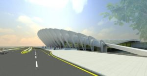 jazan airport project