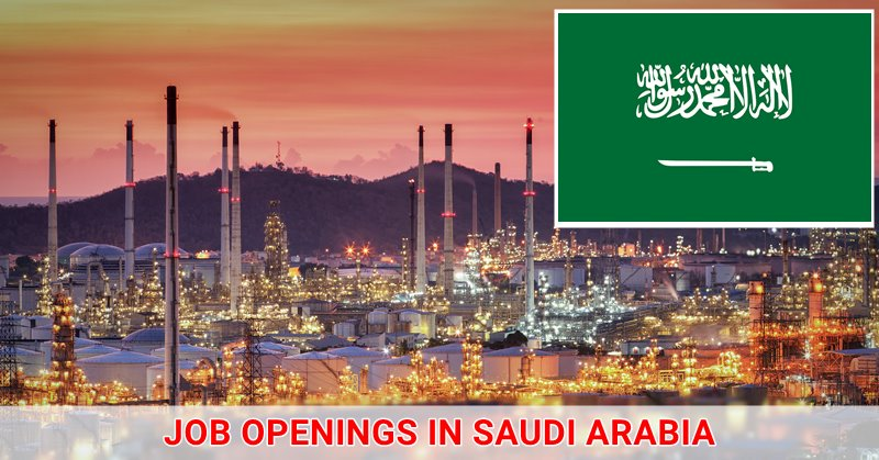 Multiple Job Openings in Saudi Arabia | Saudi Arabia OFW