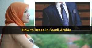 How to Dress in Saudi Arabia 4
