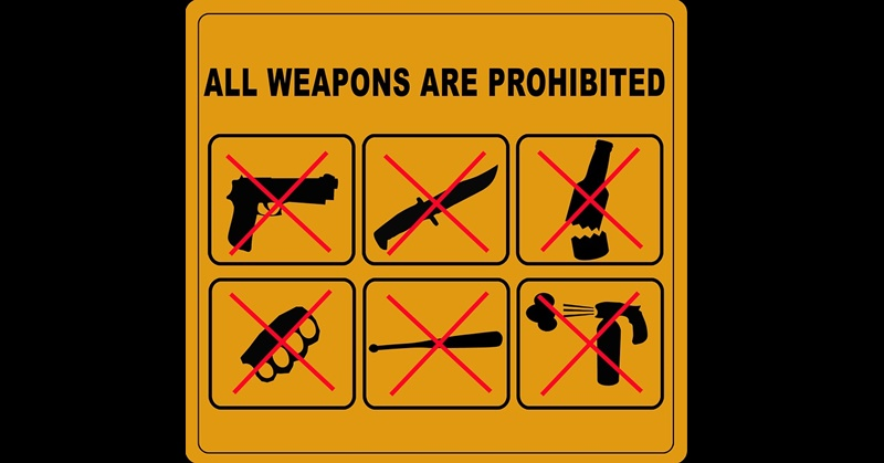 List of Prohibited & Restricted Items in Saudi Arabia 3