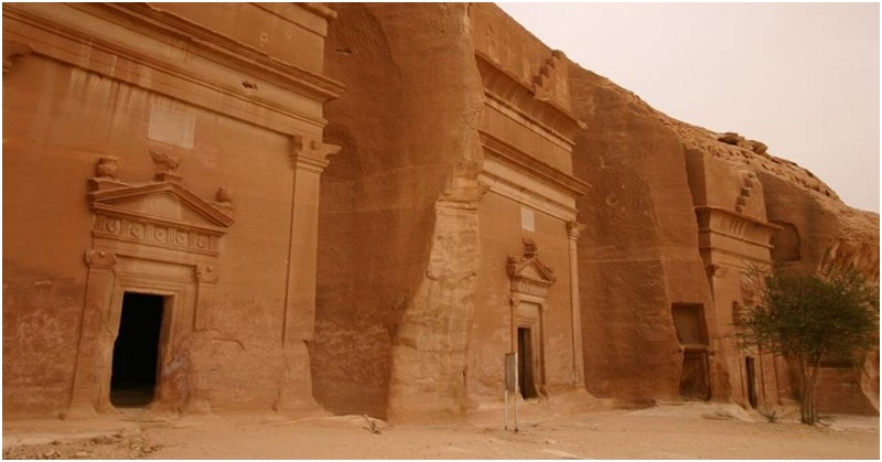 Places to Visit in Saudi Arabia - Al-Ula and Madain Saleh FB Page