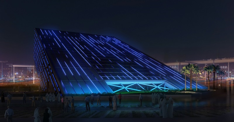 Saudi Arabia Reveals Pavilion Design for Expo 2020 1