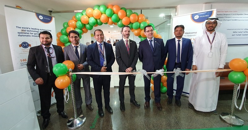 VFS Global Opens Ireland Visa Application Centre in Riyadh Al Khobar and Jeddah