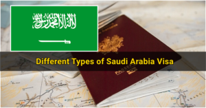 Different Types of Saudi Arabia Visa