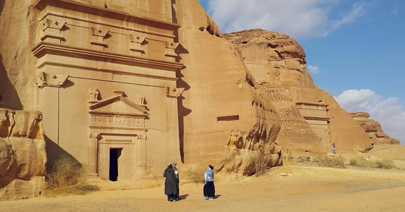 5 Best Places to Visit in Al Ula, Saudi Arabia