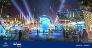 "Saudi to Host World's ""Baddest"" Roller Coaster Ride Soon"