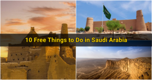 Free Things to Do in Saudi Arabia