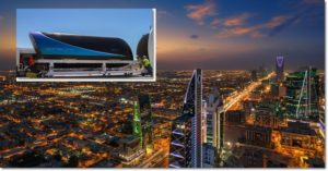 Riyadh-UAE Hyperloop Set to Break Ground in 2020