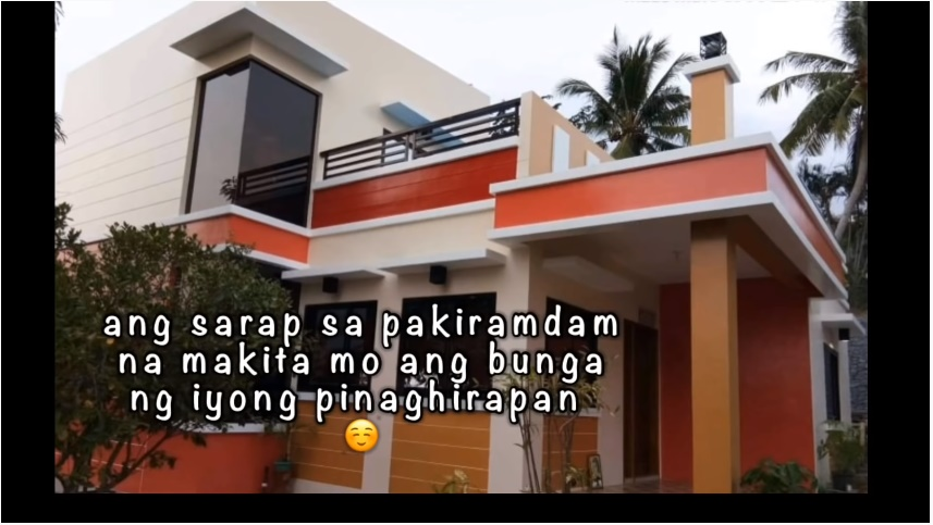 [KATAS OFW] Saudi OFW Gives a Tour of His 3BR 2T Dream House in the Philippines