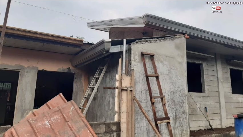 [KATAS OFW] Pinoy Couple in Saudi Builds 3BR 1T/B Dream House in Batangas