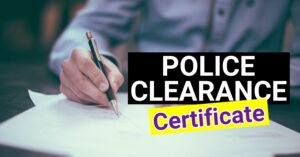 How to Apply for Saudi Police Clearance